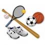 อุปกรณ์กีฬาและสันทนาการ