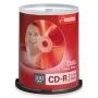แผ่น CD-R 52X อิมเมชั่น (100 แผ่น) CDR52XSPINDLE/100