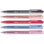 ปากกาลูกลื่น ตราม้า H-407  0.5  มม.  (สีน้ำเงิน , สีดำ , สีแดง)