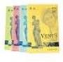 กระดาษการ์ดสี Venus 120 แกรม F4