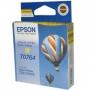 ตลับหมึก Epson  T0764 สีเหลือง