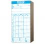 บัตรลงเวลา Vertex   (แพ็ค/100 แผ่น)