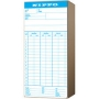บัตรลงเวลา NIPPO  (แพ็ค/100 แผ่น)