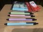 ปากกา M&G ABPW3035 หัว 0.7 มม. สีน้ำเงิน